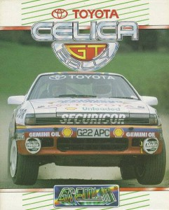 Toyota Celica GT Rally (nur Diskette)