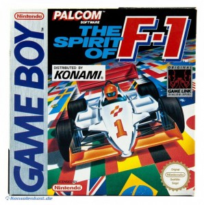 The Spirit of F-1