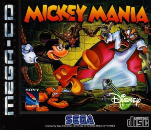Mickey Mania (Demo CD)