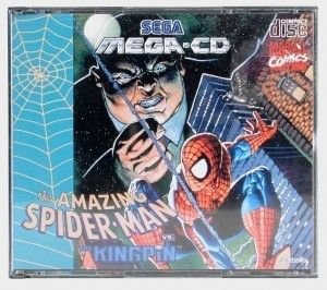 Spider-Man vs. The Kingpin, The Amazing (nur CD)