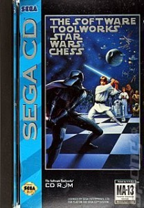 Star Wars Toolworks Chess