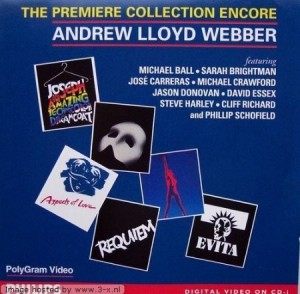Philips CD-i - Andrew Lloyd Webber