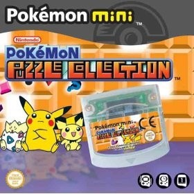 Pokemon Mini - Pokemon Puzzle Collection