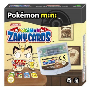 Pokemon Mini - Pokemon Zany Cards