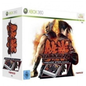 Tekken 6 + Wireless Arcade Stick
