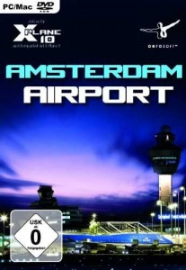 X-Plane 10 - Airport Amsterdam Schiphol (Add-On)