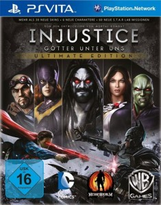 Injustice: Götter unter Uns Ultimate Edition