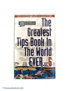 The Greatest Tips Book in the World Ever 5