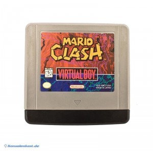 Virtual Boy - Mario Clash