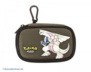 Tasche Pokemon Pearl Version #grau
