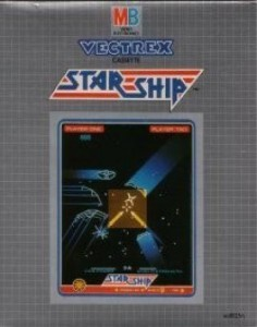 Vectrex - Star Ship