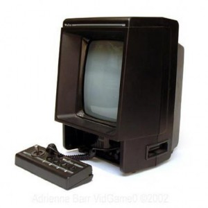 Vectrex Konsole Computer Game System