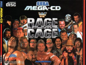 WWF Rage in the Cage