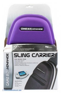 Sling Carrier für GBA + Color