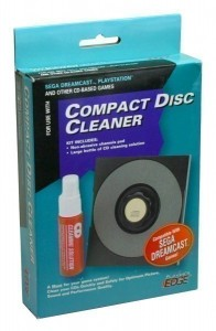 Compact Disc Cleaner [player's edge]