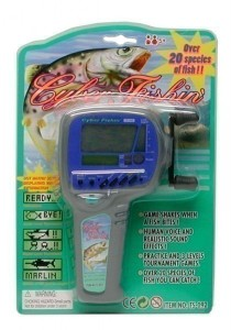 Cyber Fishin' - Handheld Fishing Konsole