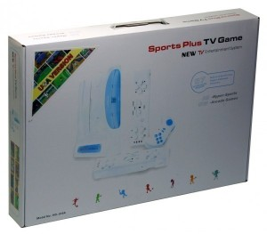 Sports Plus TV Game