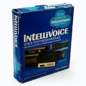 Intellivoice Voice Synthesis Module
