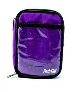 Tasche Flash Fire #lila