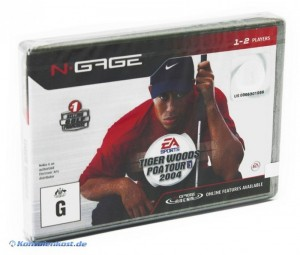 Gage - Tiger Woods PGA Tour 2004