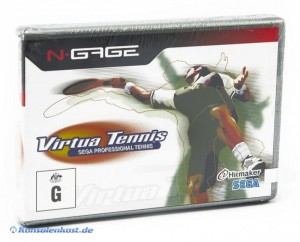 Gage - Virtua Tennis