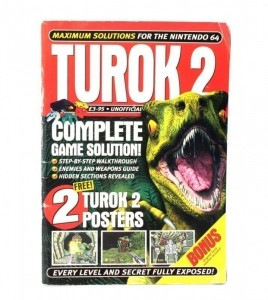 Unofficial Complete Game Solution Turok 2