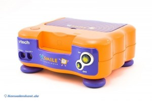 TV Learning System inkl. Controller #orange [V.Smile]