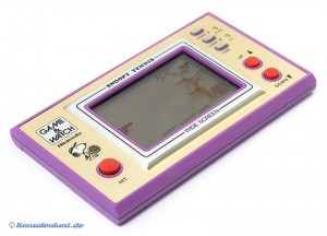 Nintendo Game & Watch: Snoopy Tennis