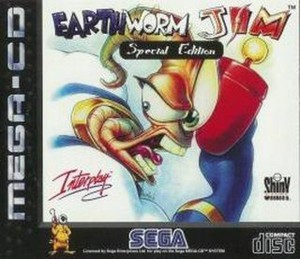 Earthworm Jim - Special Edition