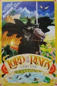 Lord of the Rings Game One