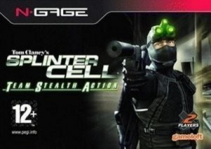 Splinter Cell - Team Stealth Action