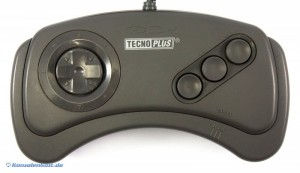 i - Controller / TP520 mit 3 Speed Settings #grau [TecnoPlus]