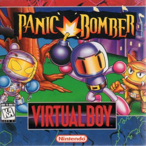 Virtual Boy - Panic Bomber