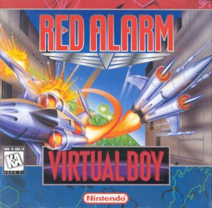 Virtual Boy - Red Alarm