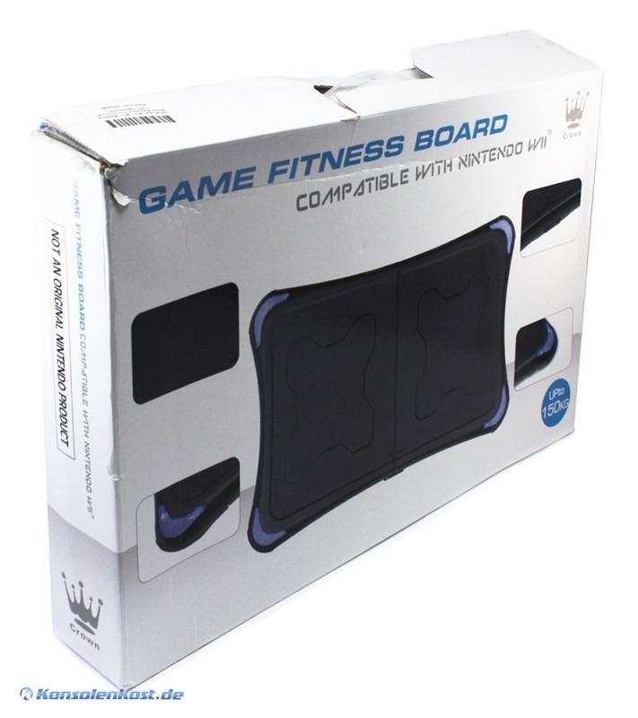 Balance Board Xbox One: Balance Board #schwarz [Crown] (mit OVP) (gebraucht