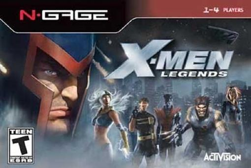 Gage - X-Men Legends