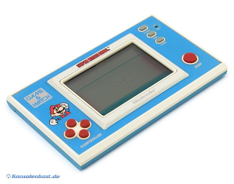 Nintendo Game & Watch - Super Mario Bros. #YM-1...