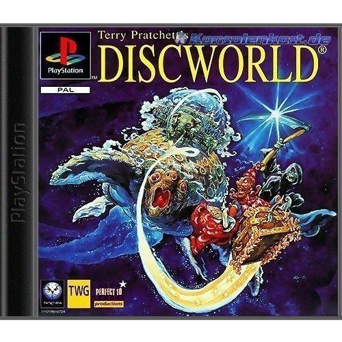 Playstation 1 - Discworld 1 (mit OVP) (gebraucht) NEUWERTIG