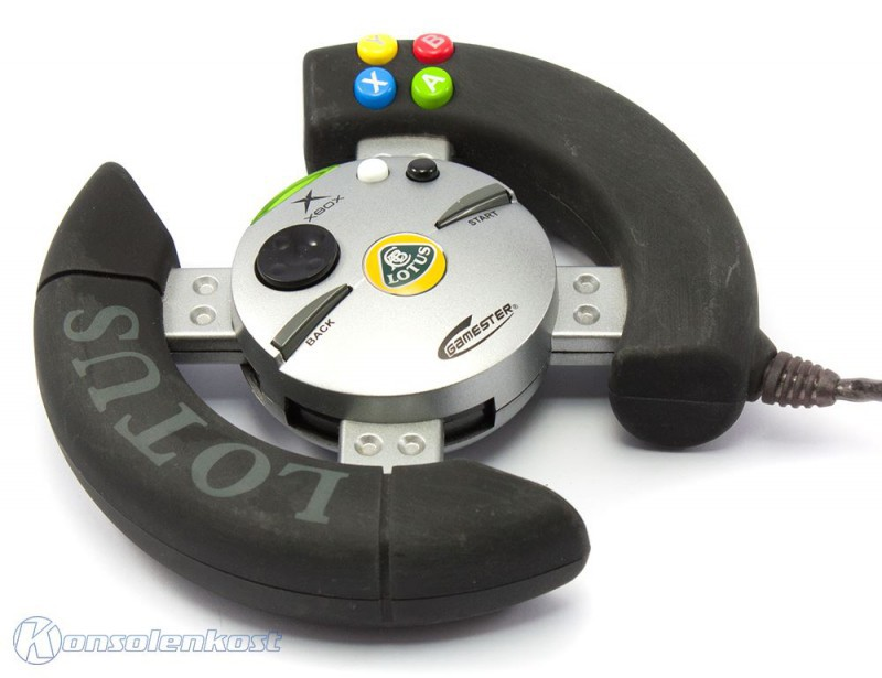 xbox lenkrad racing steering wheel controller. Black Bedroom Furniture Sets. Home Design Ideas