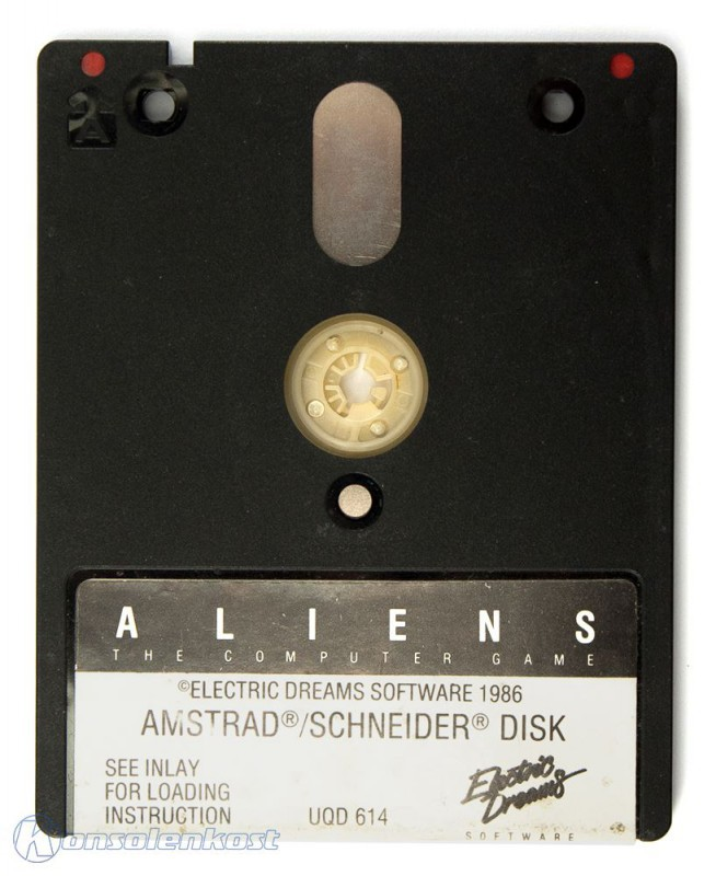 Aliens: The Computergame