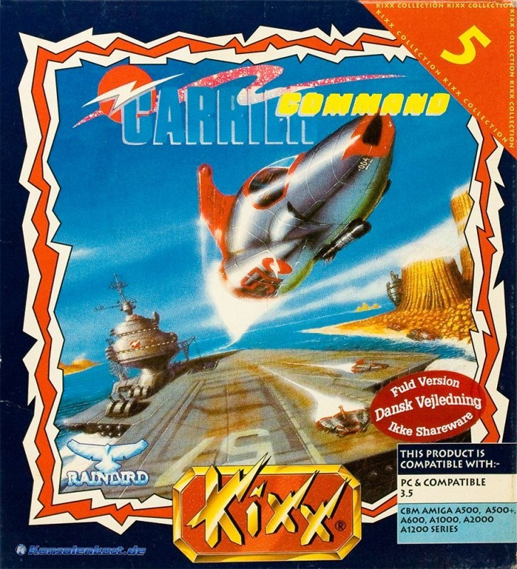 Carrier Command [Kixx Collection Nr. 5]