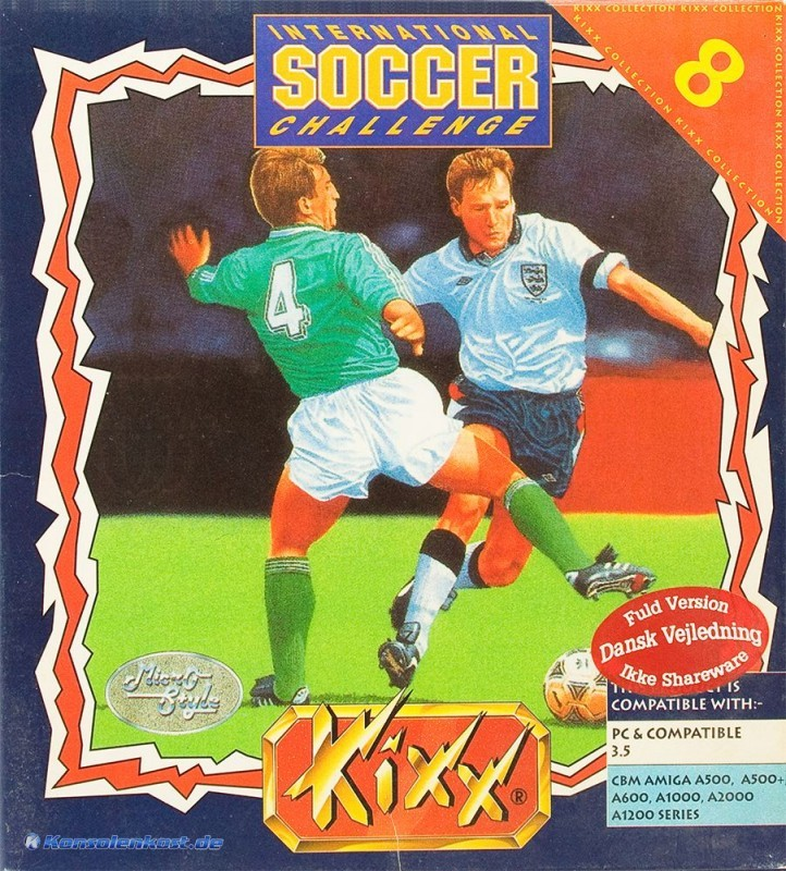 International Soccer Challenge [Kixx Colection Nr. 8]