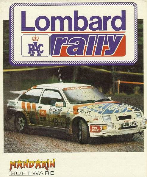 Lombard Rally (nur Diskette)