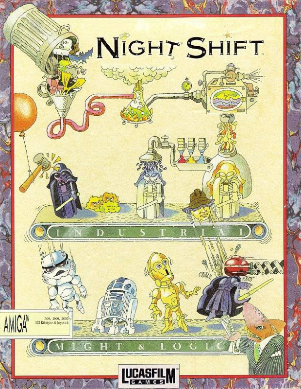Night Shift: Industrial Might & Logic