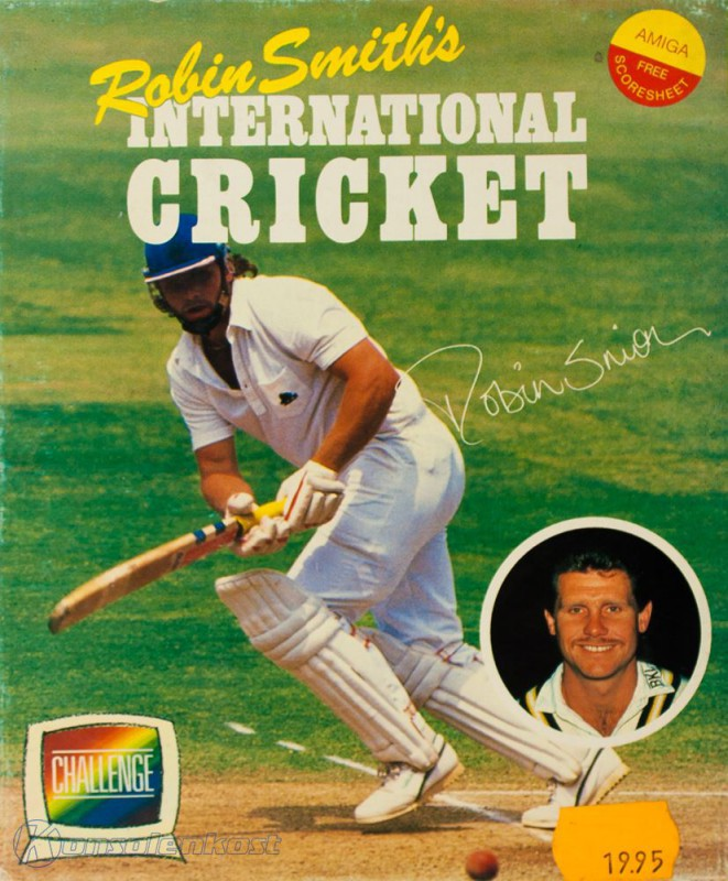 Robin Smith's International Cricket