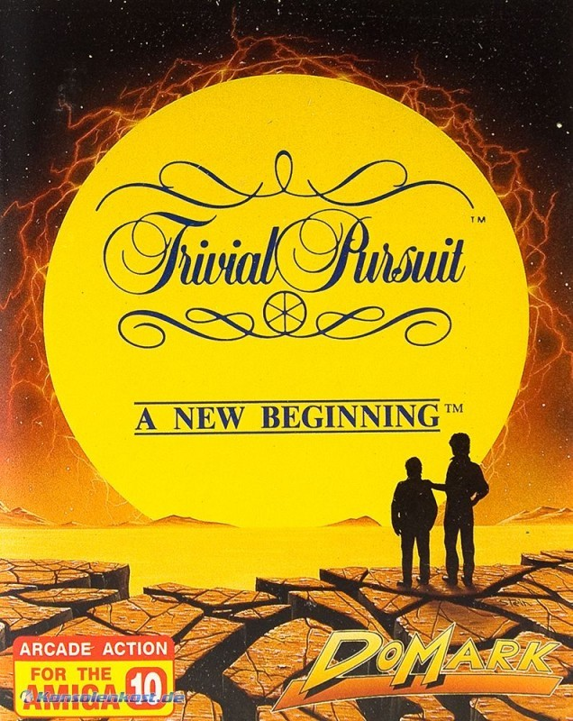 Trivial Pursuit - A New Beginning
