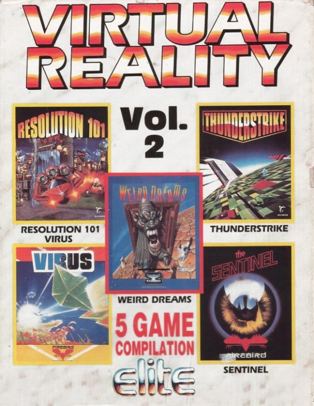 Virtual Reality Vol. 2: 5 Spiele