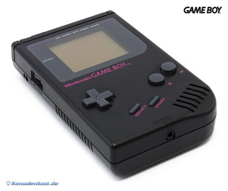 gameboy konsole schwarz black jack gebraucht neuwertig gameboy classic konsolen original. Black Bedroom Furniture Sets. Home Design Ideas