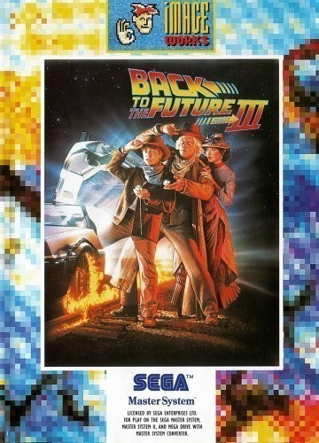 Back To The Future 3 (III)