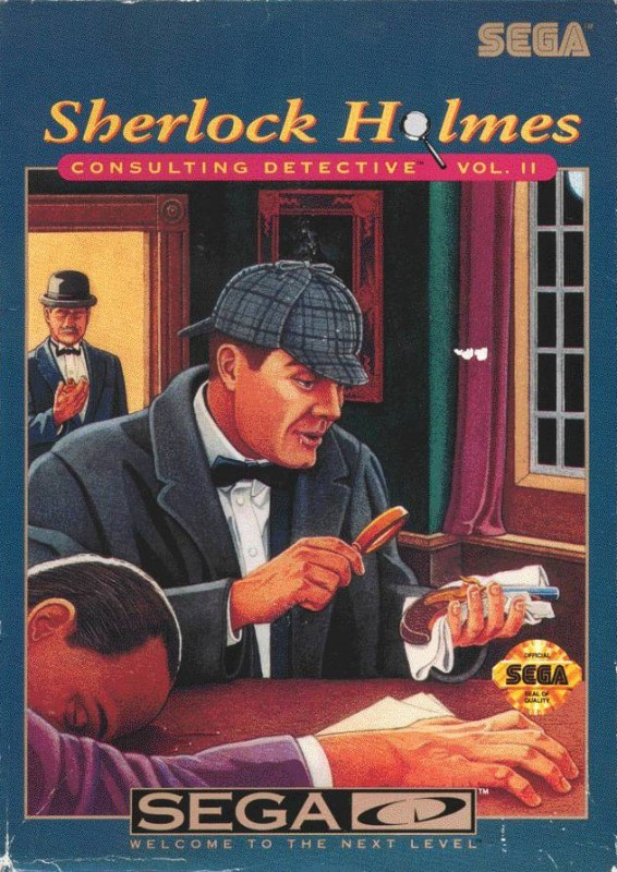 Sherlock Holmes - Consulting Detective Vol. 2